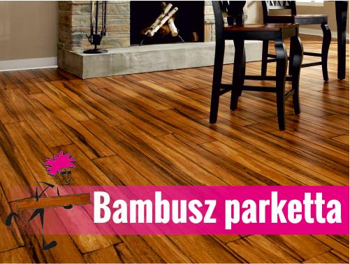 Bambusz parketta